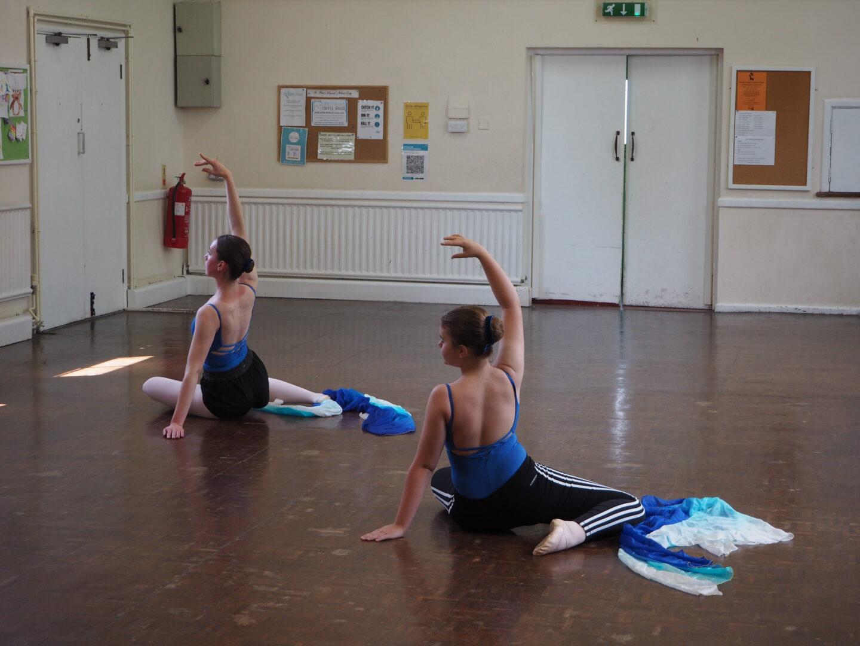 grade 6 dance